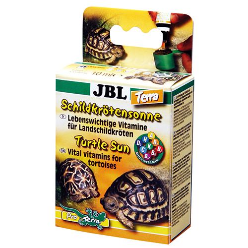 """JBL Turtle Sun Aqua"" - Мултивитамини за костенурки /течност/"
