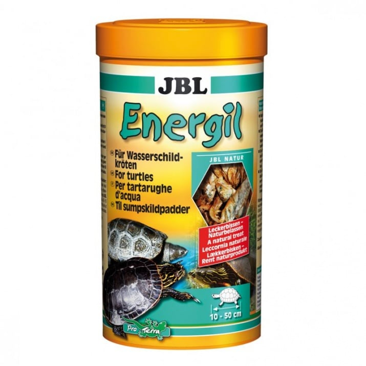 JBL Energil - Натурални рибки и скариди за малки и средни костенурки