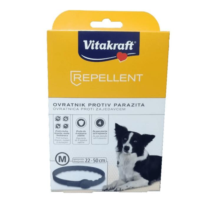 Противопаразитна каишка за кучета Vitacraft, 60см