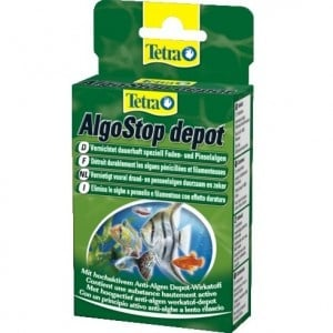 Algostop depot - таблетки против алги, Tetra