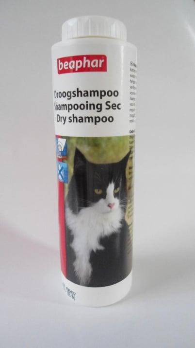 """Dry Shampoo"" - Сух шампоан за котки"