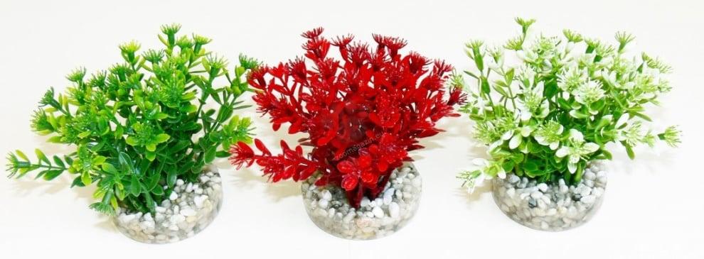 """""""Nano Flowering Bush"""" - Изкуствено растение за аквариум"""