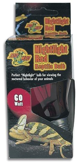 """Zoo Med Nightlight Red - """"нощна лампа"""""""