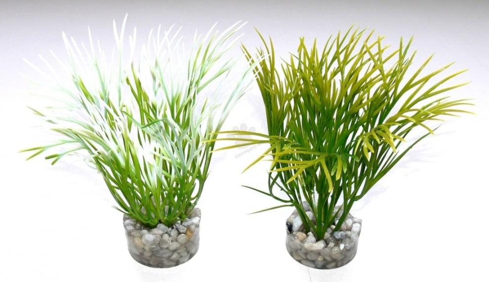 """Nano Green Plant"" -  Изкуствено растение за аквариум"