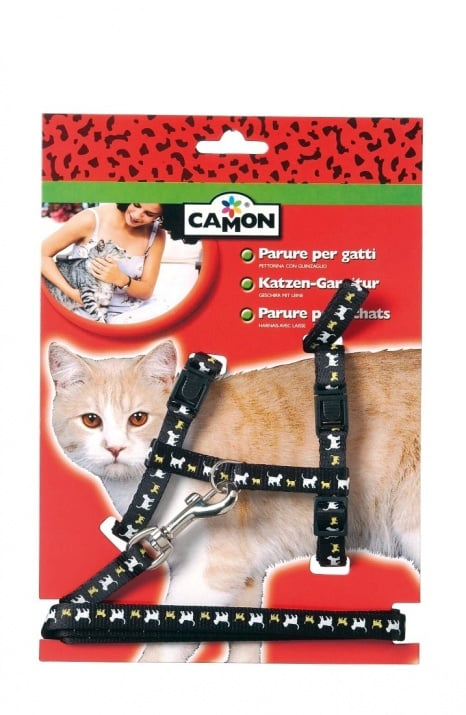 """Camon"" - Комплект нагръдник + повод"