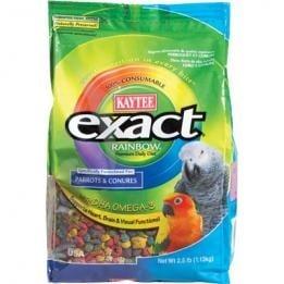 KEYTEE Exact Parrot & Conures-за големи папагали, аратинги, 1130 гр