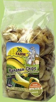 """""""Натурални бананови резенчета"""" - Индивидуална храна за гризачи"""