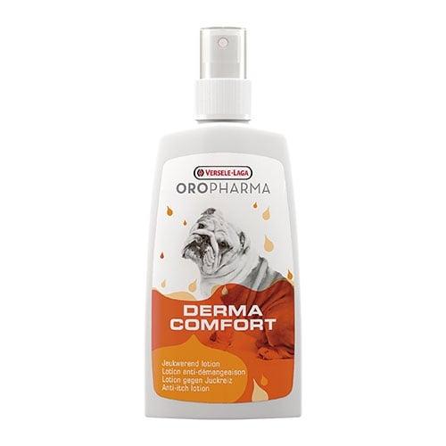 Успокояващ лосион против сърбеж на основата на алантоин за кучета Derma Comfort – anti-itching lotion, 150мл