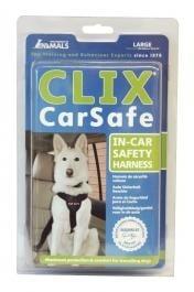 """""""CLIX"""" - Регулируем нагръдник за куче за кола"""