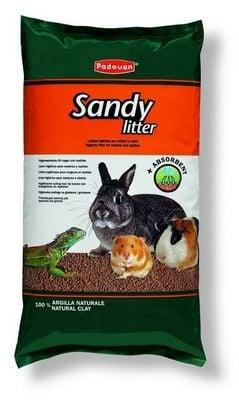 Sandy litter-Хигиенна постелка за влечуги и гризачи.