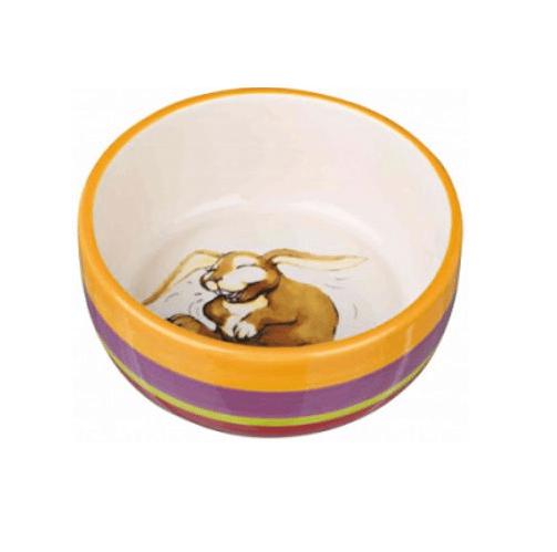 Керамична купа за заек Croci, 250 мл./ø 11см