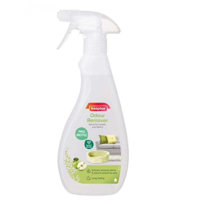 Спрей против миризми с пробиотик Beaphar Odour Remover Probiotic, 500мл