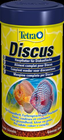 Discus - Основна храна за Дискуси, различни разфасовки