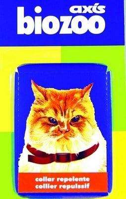 Билков противопаразитен нашийник за котки.