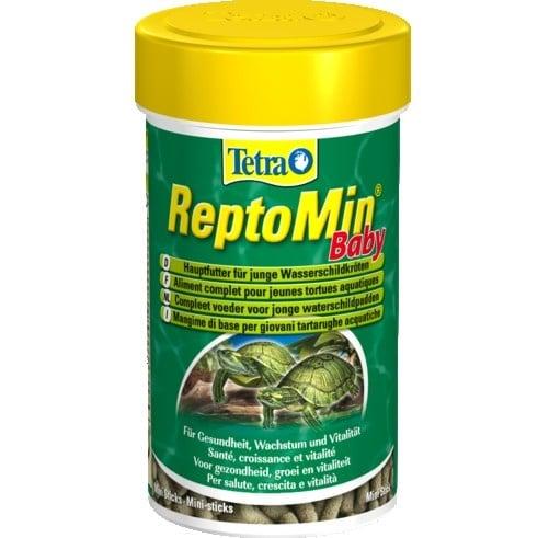 """""""ReptoMin Baby"""" - Храна за бебета водни костенурки"""