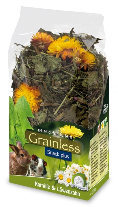 """Grainless"" - Беззърнена храна за гризачи"