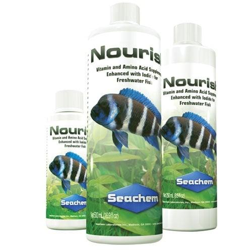 """""""Nourish"""" - Подхранва водата в аквариума"""