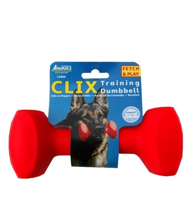 """""""CLIX Training Dimbbell"""" - Плаваща гира за обучение"""