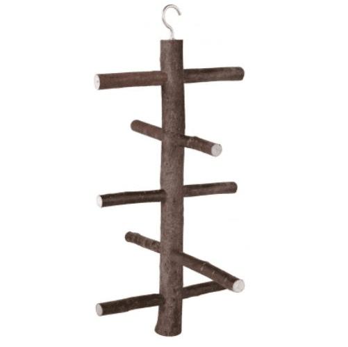 Дървена играчка за птици Trixie, 27 см