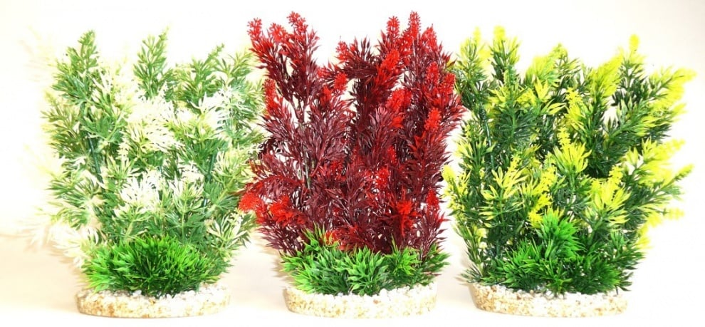 """""""Hedge"""" - Изкуствено растение за аквариум"""