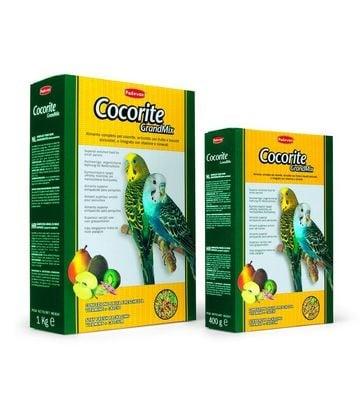 Пълноценна храна за вълнисти папагали с плодове Padovan - 0,400кг; 1.00кг