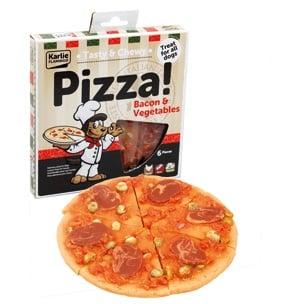 Пица за кучета - различни видове