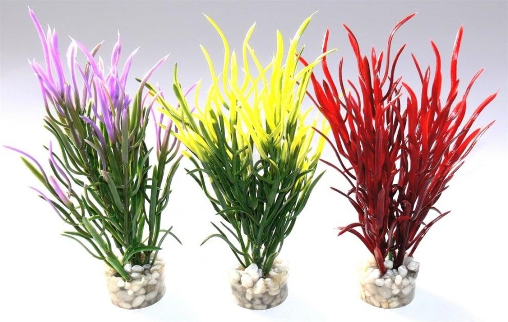 """Sea Grass Baby"" - Изкуствено растение за аквариум"