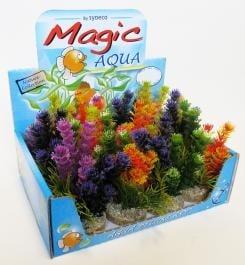 """""""Magic Fiesta Colors"""" - Изкуствено растение за аквариум"""