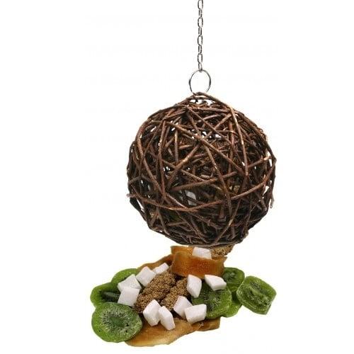 Плодова топка за птици