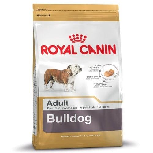 """Royal Canin Bulldog Adult"" - Суха храна за Английски булдог над 12 месеца"