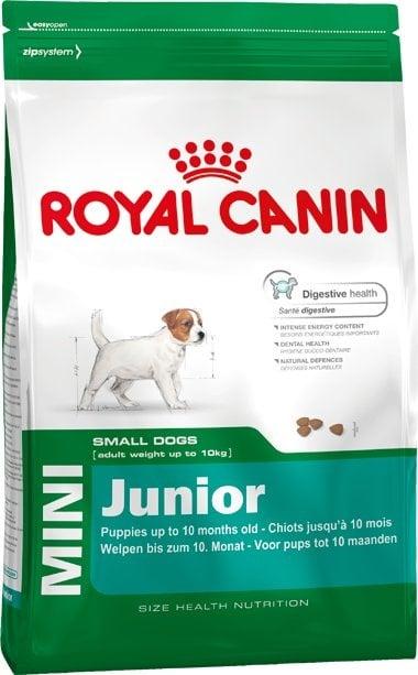 """""""Mini Junior"""" - Храна за подрастващи кученца от дребни породи до 10 месеца"""