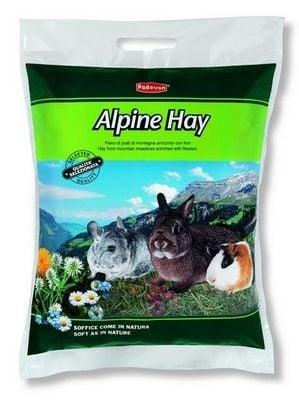 """Екологично чисто алпийско сено"" - С добавени сушени моркови"
