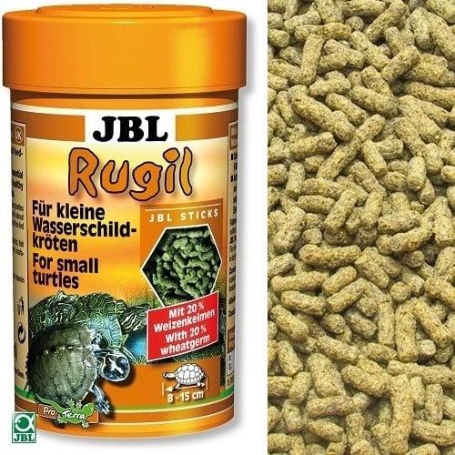 JBL Rugil - гранули за малки костенурки