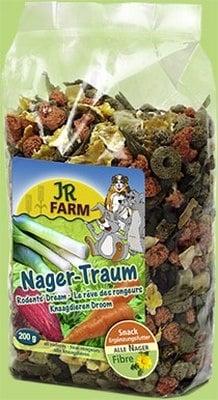 """""""Мечтата на гризачите"""" - Хранителна добавка с цвекло, царевица и спанак"""