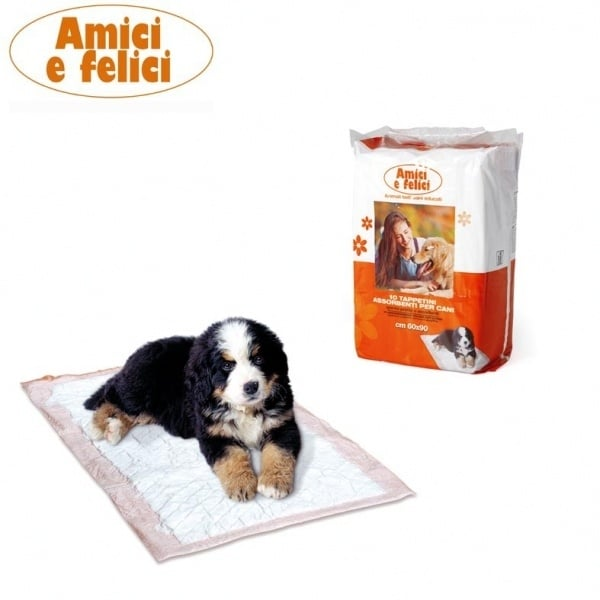 """Amici E Felici"" - Хигиенни подложки за кучета"