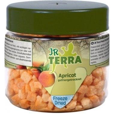 """JR Terra"" – Замразени и сушени кайсии за влечуги и земноводни"