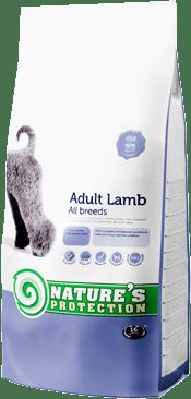 """""""Adult Lamb""""  - Храна с агнешко месо за всички породи"""
