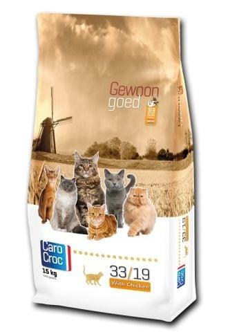 """""""CAROCROC CAT CHIKEN"""" - Храна за зрели котки от 1 до 8 години - 0.400 кг."""