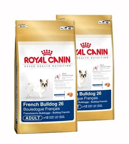"""French Bulldog Adult"" - Храна за Френски Булдог над 12 месеца"
