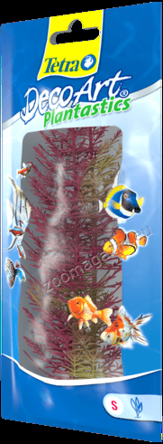 """Tetra Red Foxtail"" - Изкуствено растение за акравиум"