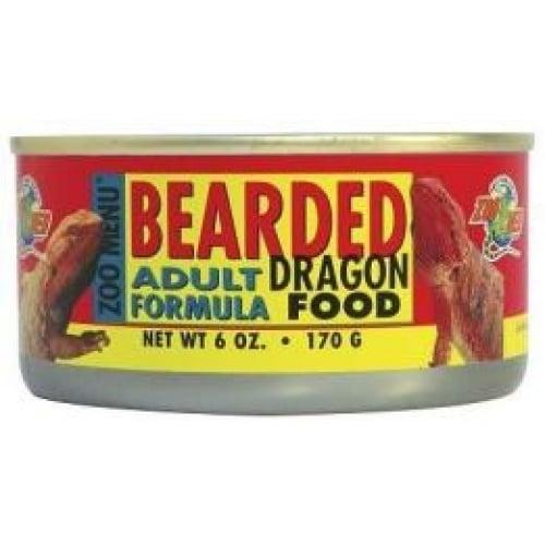 """""""Zoomed Adult Formula"""" - Храна за израснали брадати Агами"""