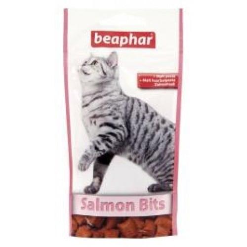 """""""Malt Bits""""- Пауч от малцови хапки с вкус на сьомга за котки"""