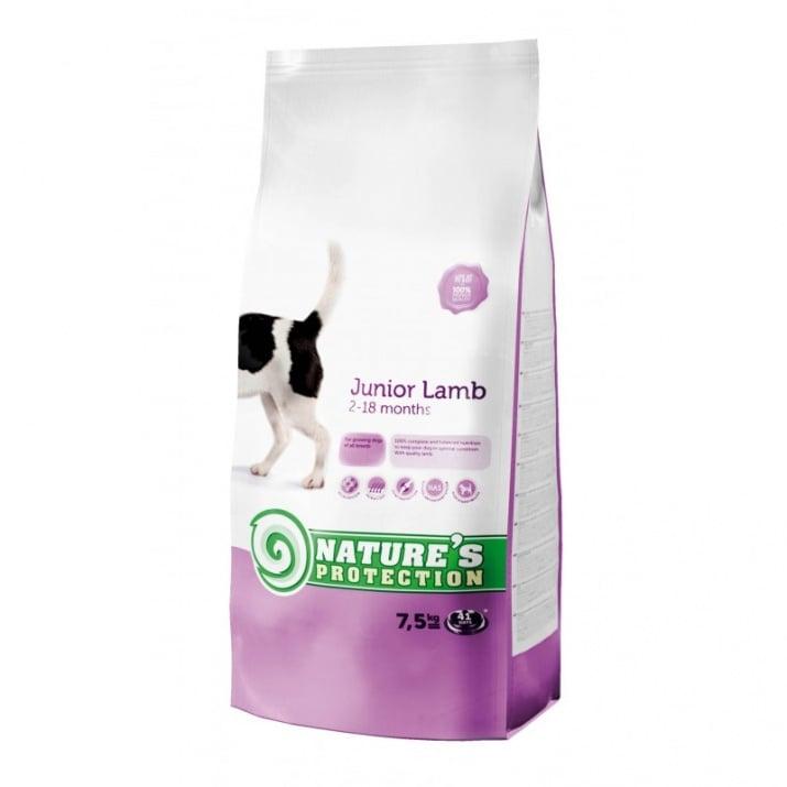 """""""Junior Lamb"""" - Храна за подрастващи кучета от всички породи"""