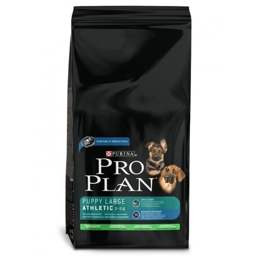 """""""Puppy Large Athletic"""" - Храна за кученца от едри породи с агнешко и ориз"""