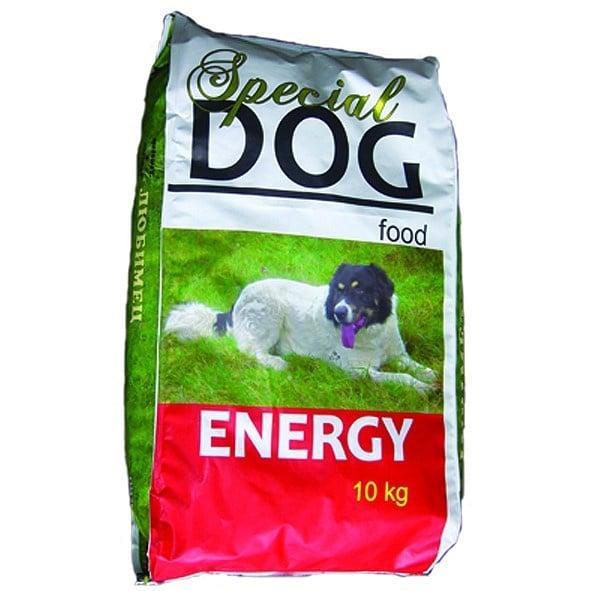 """""""Special Dog Energy"""" - Храна за спортуващи или работещи кучета, 10 кг."""