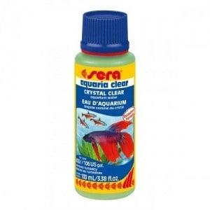 Sera Aquaria clear /препарат за кристална вода/-250мл