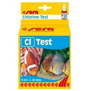 """Sera Chlor Test"" -  Тест за хлор"