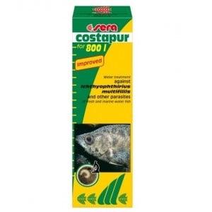 """""""Sera Costapur"""" - Препарат против едноклетъчни кожни паразити"""
