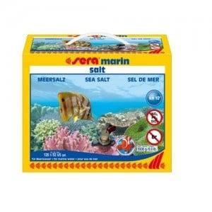 Sera marin salt /сол за морски аквариум/-3900гр
