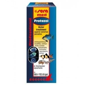 """""""Sera med Professional Protazol"""" - Препарат срещу едноклетъчни кожни паразити"""